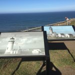 Cape Disappointment Lighthouse Foto