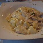 Pasta Fagioli, Chicken Alfredo