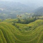 Longji Mountain Foto