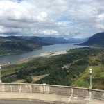 Columbia River Gorge Foto