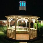 Beautiful gazebo..