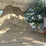 Sand Nativity Foto