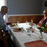 Middag på Klostergården