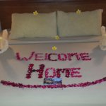 What a Welcome
