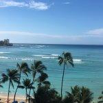 Waikiki Beach froom Room