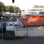 Blick auf die Detmolder Straße