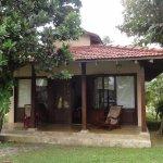 Garden villa - exterior