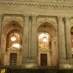 New York Public Library Foto