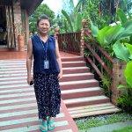 Delightful Pojjana and her lovely resort