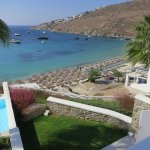 Photo de Grecotel Mykonos Blu Hotel