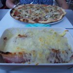 Amazing lasagne :)