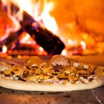 Wood Fired Brick Oven Pizzas
