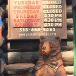 New Hours of Operation Sign
