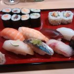 Sushi Mix medium size