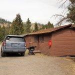 Foto de Roosevelt Lodge Cabins