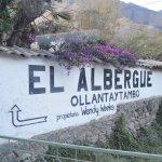 Foto de El Albergue Ollantaytambo