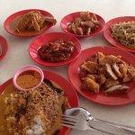 ภาพถ่ายของ Scissor Cut Curry Rice