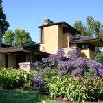 Frank Lloyd Wrights home