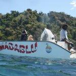 Madablu Dive in Madagascar Foto
