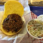 Round Up Texas BBQ - inside (lunch)