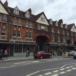 Photo de Old Spitalfields Market