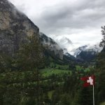 wunderschöner Nachmittag in Lauterbrunnen