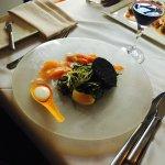 Salad of Smoked Salmon