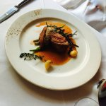 Sautéed Duck Breast with Sherry Sauce