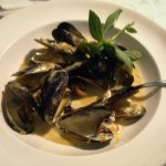 These are the 'large' mussels