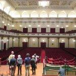 Concertgebouw behind-the-scenes tour