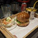 Gotham the burger city fényképe