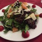 Salat nach italienischer Art