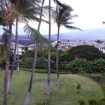 View from Vista Waikoloa D-301 lanai.