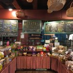 Vermont Country Deli located just off route 91 at the intersection of route 9  in Brattleboro ,