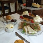 Afternoon tea was lovely.came here for my daughters 21st and ordered prosecco to go with it.Love