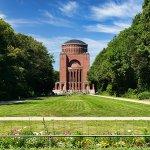 Planetarium in Hamburg Winterhude