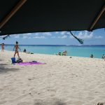 Photo de Public beach of Dominicus at Bayahibe
