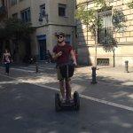 Foto di Barcelona Segway Glides