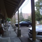 Sequoia Motel in Three Rivers-billede