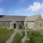 Parish Church von Tintagel