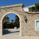 Das Tor zum kleinen Paradies von Delphino Blu