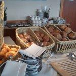 Große Auswahl beim Frühstück
