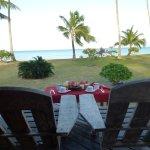 petit déjeuner sur votre balcon face à la mer