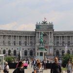 Ausgang zur Hofburg