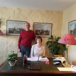 Owners Michael and Mary Walsh