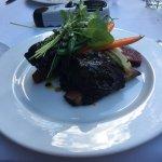Foto de Cedar House Restaurant & Chalets Golden BC