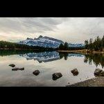 Photo of Lake Minnewanka