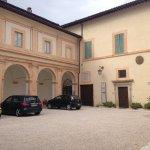 Cortile palazzo vescovile