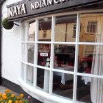 The Naya Indian Restaurant - Henley in Arden (15/Sept/16).