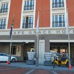 Entrance to Cape Grace